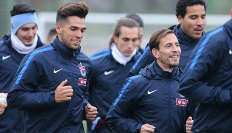 Trabzonspor'da Emmanuel Mas'ın yerine transfer