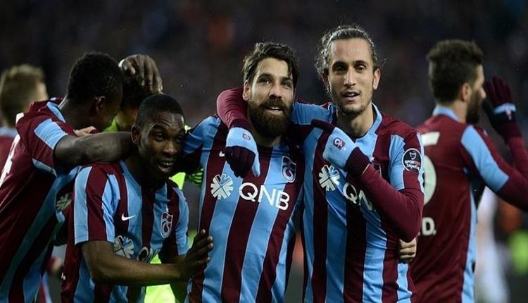 Trabzonspor'da yeniler deplasman mağlubiyeti görmedi