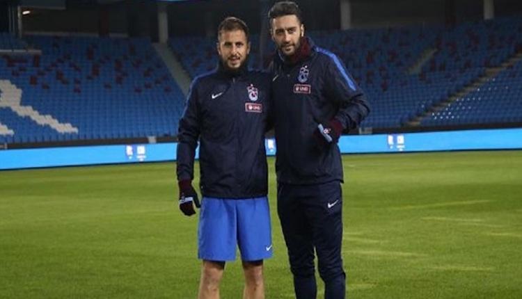Trabzonspor'da Zeki Yavru ve Mustafa Akbaş'a Kayserispor talip