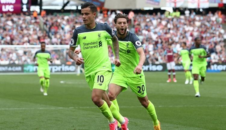 West Ham 0-4 Liverpool maçı özeti ve golleri (İZLE)