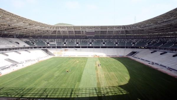 Yeni Kocaeli Stadyumu bitiyor!