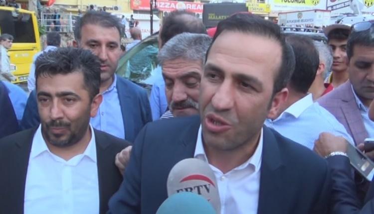Yeni Malatyaspor Başkanı Adil Gevrek:
