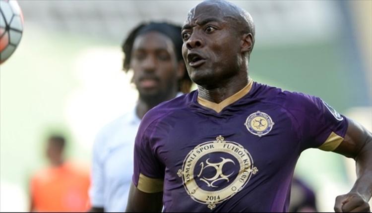 Yeni Malatyaspor, Pierre Webo transferini bitiriyor
