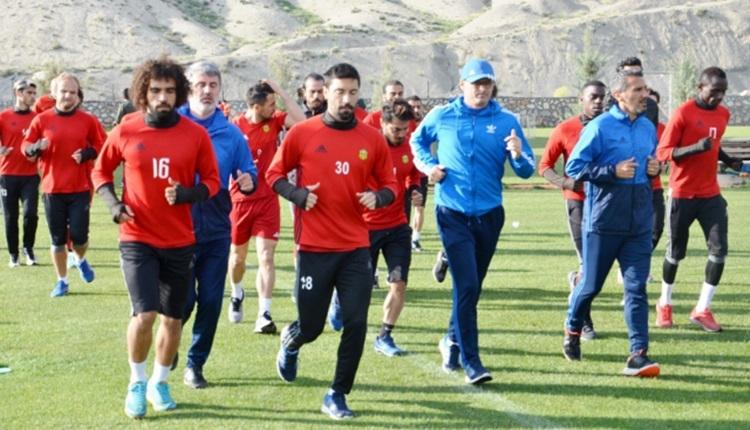 Yeni Malatyaspor'da İrfan Buz teknik ekibini dağıttı