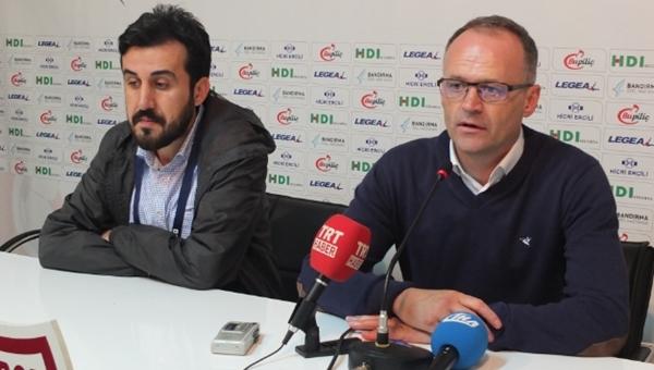 Yeni Malatyaspor'da İrfan Buz'dan Bandırmaspor maçı itirafı
