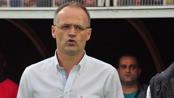 Yeni Malatyaspor'da İrfan Buz'dan şampiyonluk açıklaması