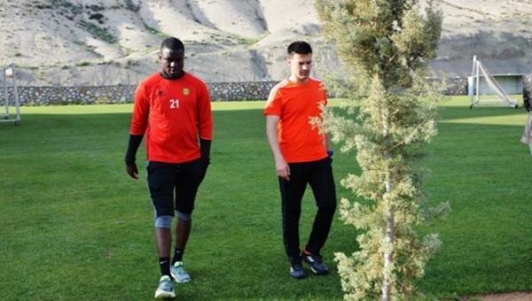 Yeni Malatyaspor'da Jonathan Ayite, Adana Demirspor maçına yetişecek mi?
