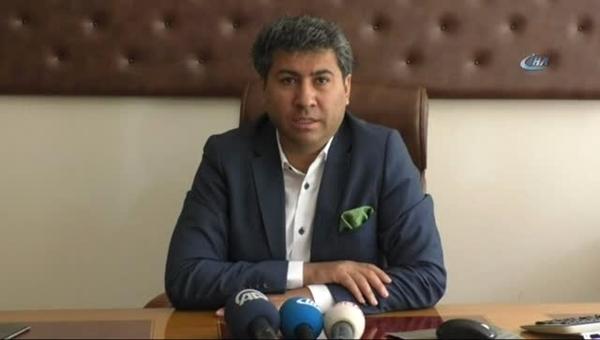 Yönetici Taner Atilla, silahlı taraftar nedeniyle özür diledi