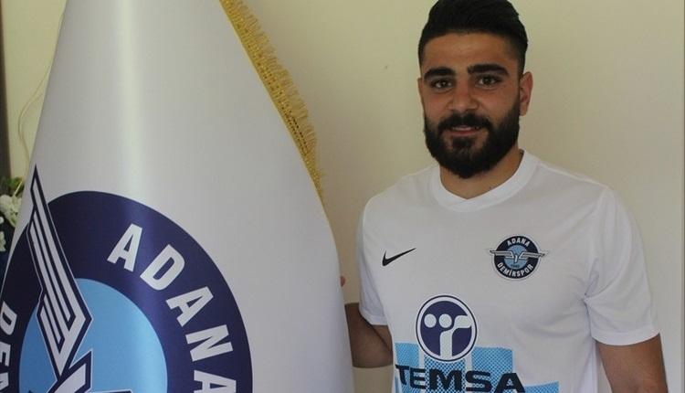 Adana Demirspor, Adil Demirbağ ile imzaladı