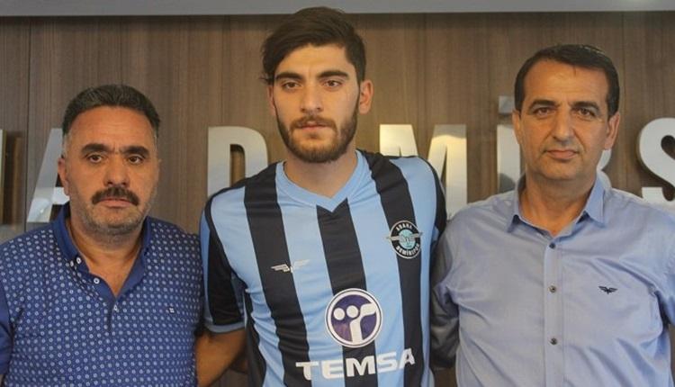 Adana Demirspor, Can Demir Aktav'ı kiraladı