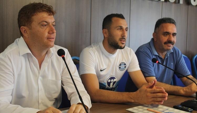 Adana Demirspor kaleci İsmain Şahmalı'yı transfer etti