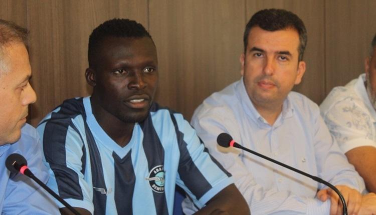 Adana Demirspor, Lalawele Atakora ile sözleşme imzaladı