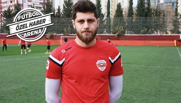 Adanasporlu Cem Özdemir'e Süper Lig ekiplerinden transfer teklifleri