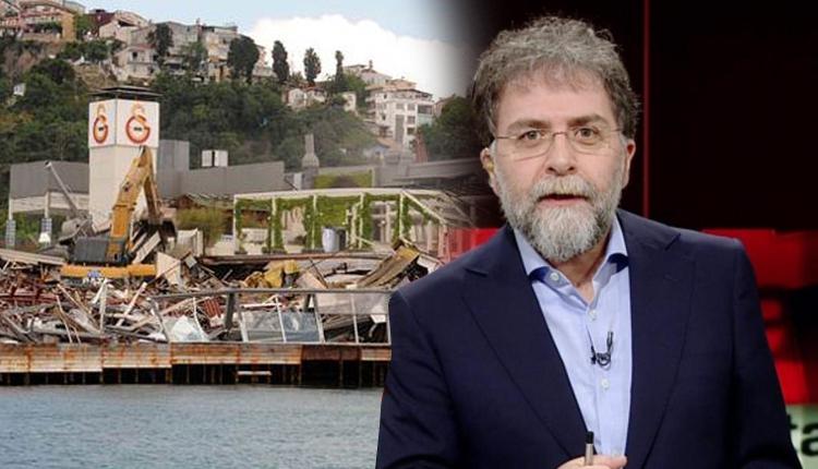 Ahmet Hakan'dan Galatasaray Adası'na cami teklifine eleştiri
