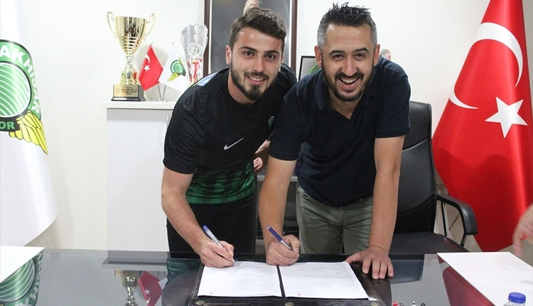 Akhisar Belediyespor, Eray Ataseven'i transfer etti