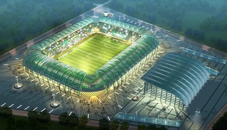 Akhisar Belediyespor'un yeni stadı öncesi kombine gelişmesi