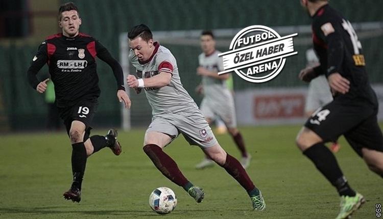 Alanyaspor, Haris Duljevic transferini istiyor
