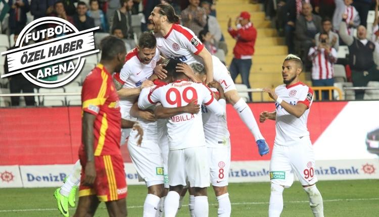 Alanyaspor'a Antalyaspor'dan transfer!