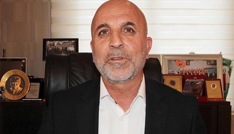Alanyaspor'da başkan Hasan Çavuşoğlu: