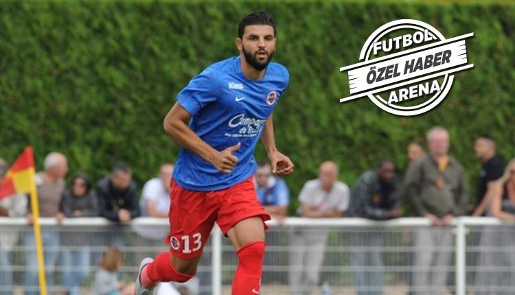 Alanyaspor'dan Syam Ben Youssef transferi