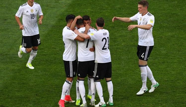 Almanya 3-1 Kamerun maç özeti ve golleri izle