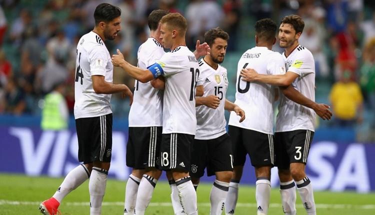 Almanya 4-1 Meksika maçı özeti ve golleri (İZLE)