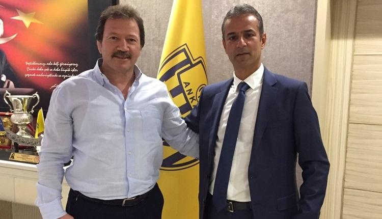 Ankaragücü'nün yeni teknik direktörü İsmail Kartal