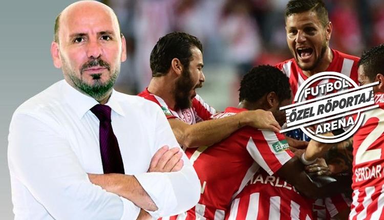 Antalyaspor'daki menajer skandalını Atilla Türker anlattı! 'Bu namussuzluktur'