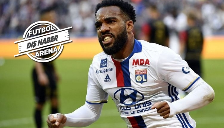 Arsenal, Alexandre Lacazette'i transfer ediyor