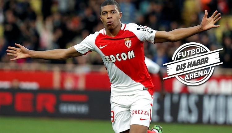 Arsenal'den Kylian Mbappe'ye 100 milyon Euro