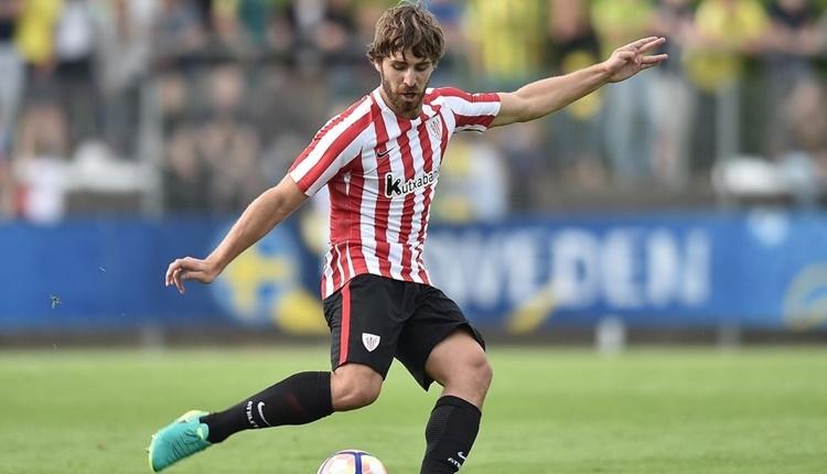 Athletic Bilbao'da Yeray Alvarez'e hastalık şoku