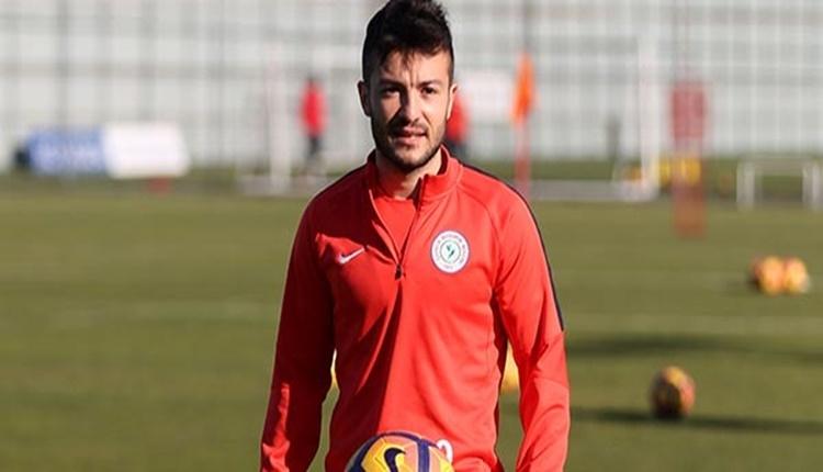 Atiker Konyaspor'da transferde Özgür Çek sürprizi