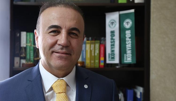 Atiker Konyaspor'dan transfer açıklaması