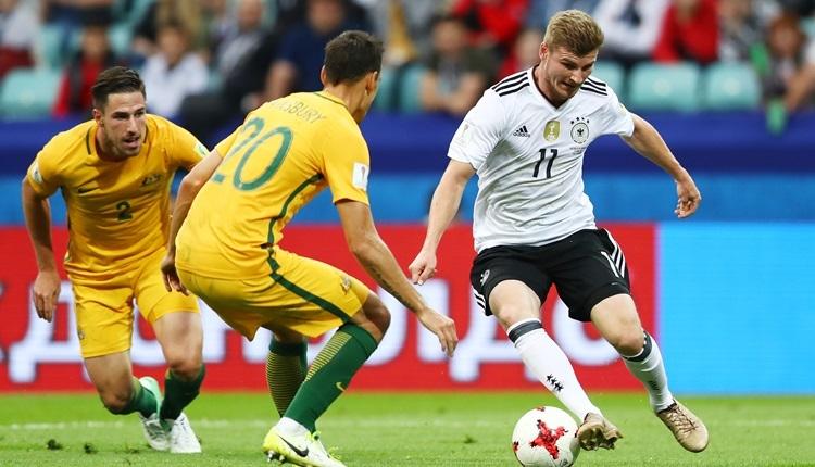 Avustralya 2-3 Almanya maç özeti ve golleri izle