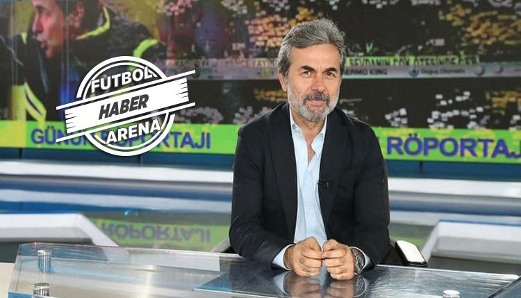 Aykut Kocaman'a göre Fenerbahçe'nin şifresi