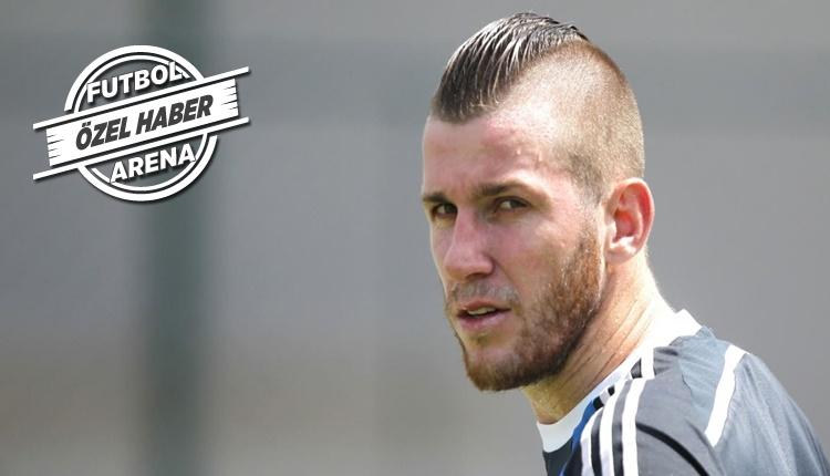 Gaziantepspor'da Paulo Victor takımdan ayrıldı