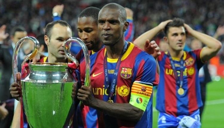 Barcelona'nın futbol elçisi Abidal oldu