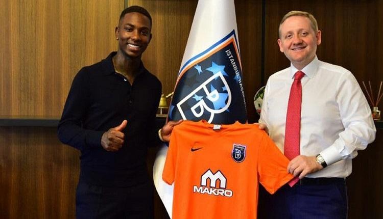 Başakşehir'in yeni transferi Elia: