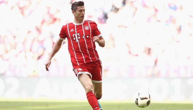 Bayern Münih'de Robert Lewandowski transfer istiyor!
