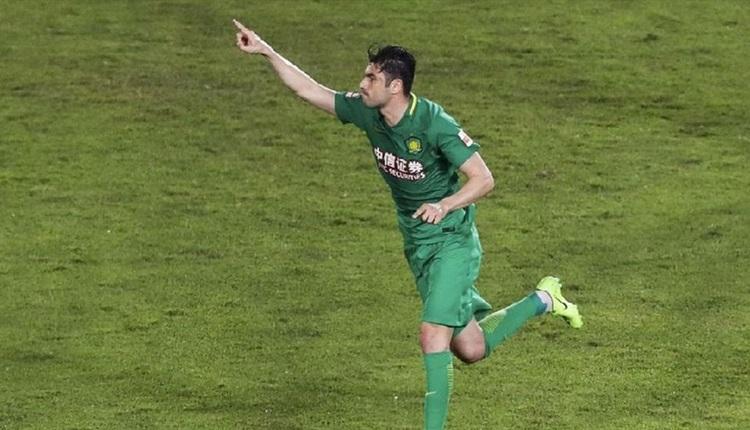 Beijing Guoan, Burak Yılmaz'ın golüyle kazandı (İZLE)