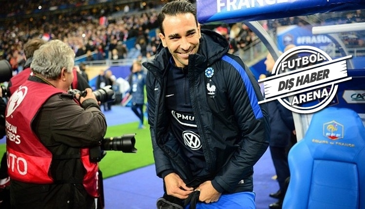 Beşiktaş, Adil Rami'yi Marsilya'ya kaptırıyor