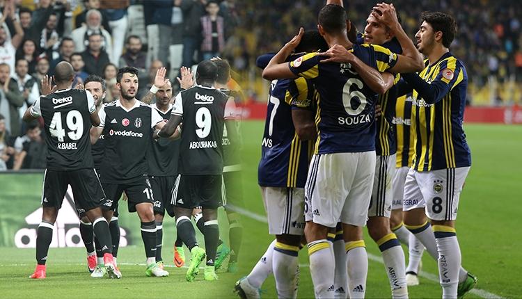 Beşiktaş ve Fenerbahçe, Süper Lig'de dış saha kralı