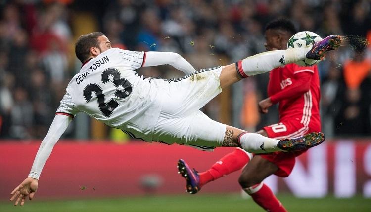 Beşiktaş'ta Atiba, Cenk Tosun ve Atınç spikerlik yaparsa (İZLE)