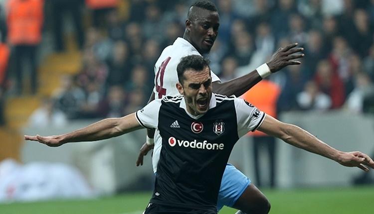 Beşiktaş'tan ayrılan Rhodolfo Brezilya'yı salladı