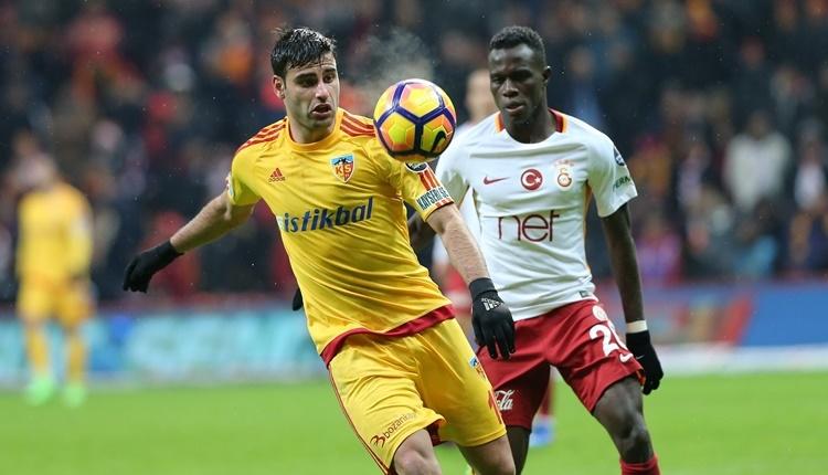 Beşiktaş'tan Deniz Türüç transferinde Kayserispor'a 5 futbolcu