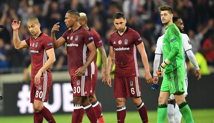 Beşiktaş, UEFA'nın kararına itiraz etti