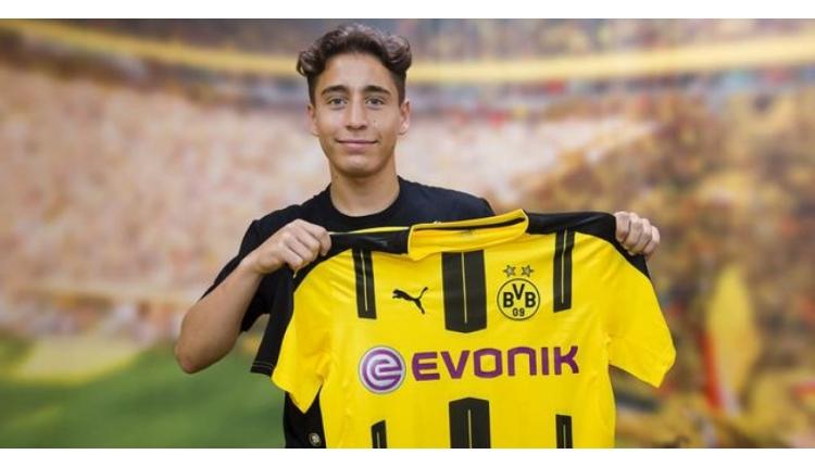 Borussia Dortmund'da Emre Mor için çarpıcı rapor!