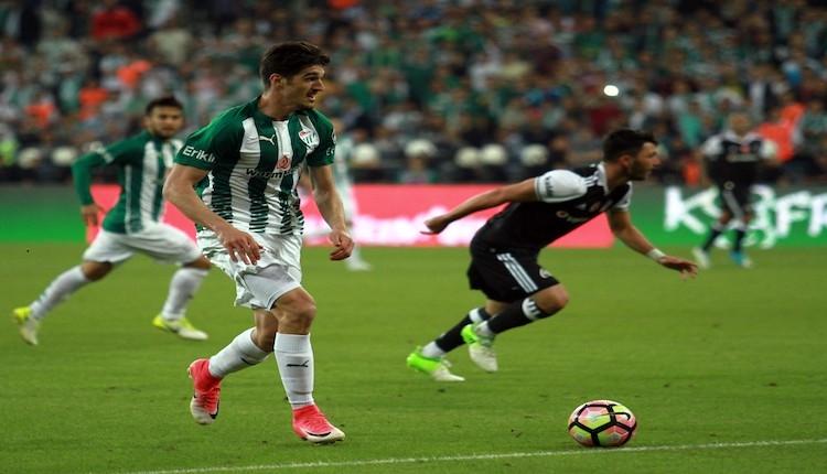 Bursaspor, Kubilay Kanatsızkuş ile sözleşme uzattı