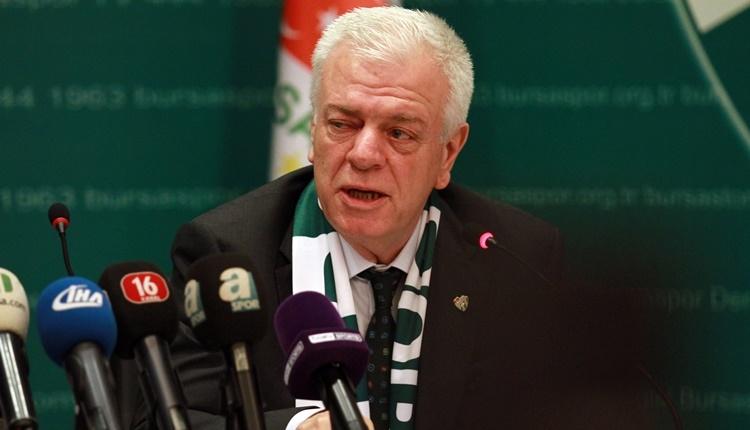 Bursaspor'da Ali Ay transferde FutbolArena'yı doğruladı!