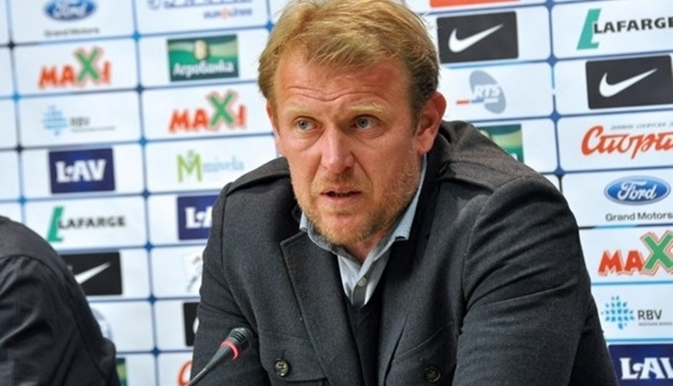 Bursaspor'da Ali Ay'dan Robert Prosinecki açıklaması